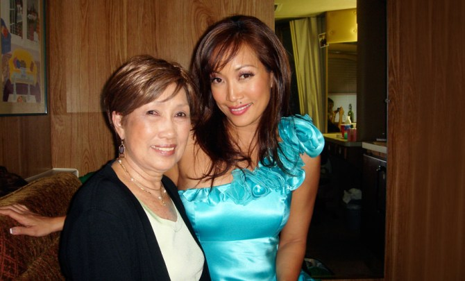 carrie-ann-inaba-dancing-with-stars-judge-care-give-mom-dad-parent-cancer-interview-spry