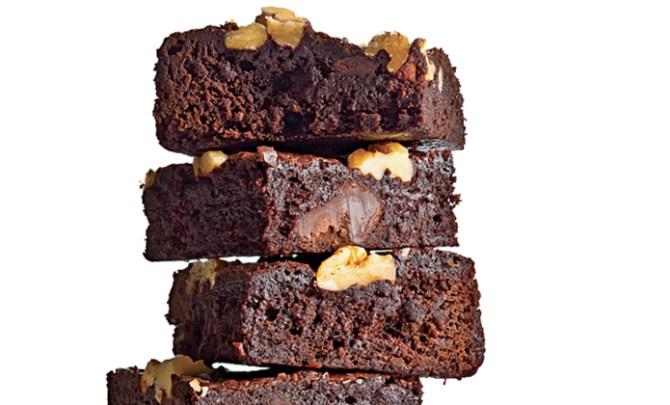 Classic Fudge Walnut Brownie recipe from Cooking Light The New Way to Cook Light: Fresh Food & Bold Flavors for Today's Home Cook by Editors of Cooking Light.