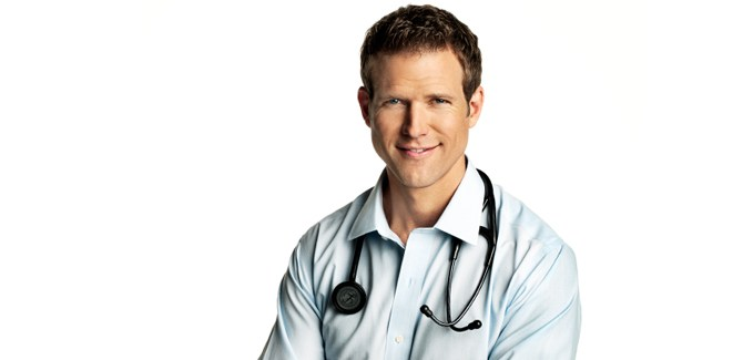 Dr. Travis Stork, from The Doctors, answers health questions.