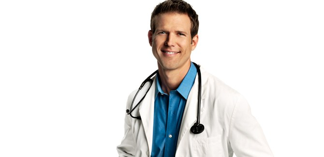 Dr. Travis Stork expert doctor interview.