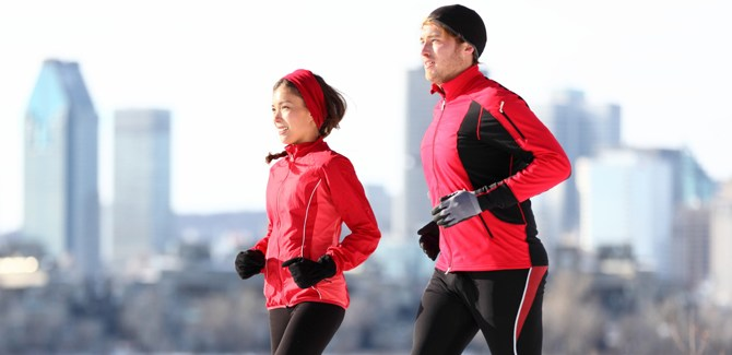 Winter-proof your workout