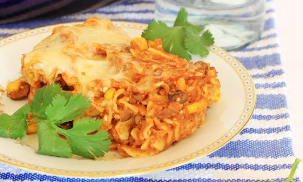 Baked-Enchilada-Pasta-Mexican-Casserole-Health-Recipe-Spry
