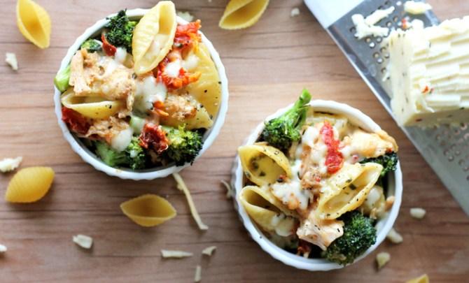 Broccoli-Chicken-Mac-Cheese-Casserole-Health-Spry