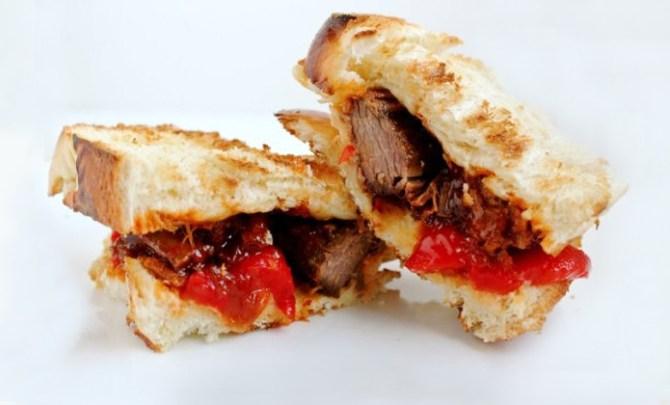 Brisket Sandwich recipe.