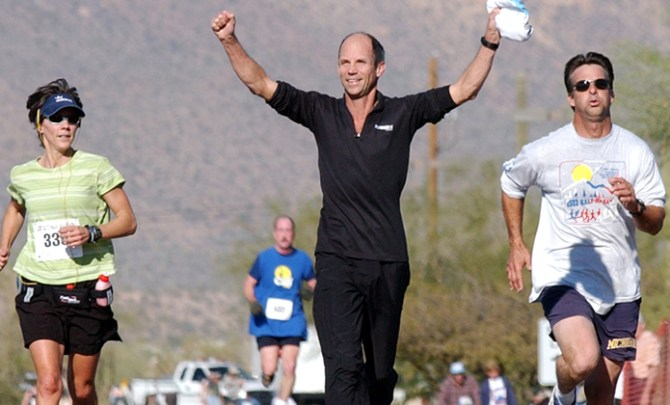 Jeff Galloway is one of American's top running experts.