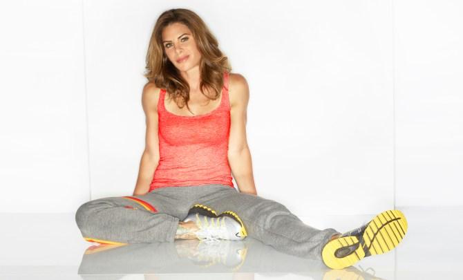Jillian Michaels workout.