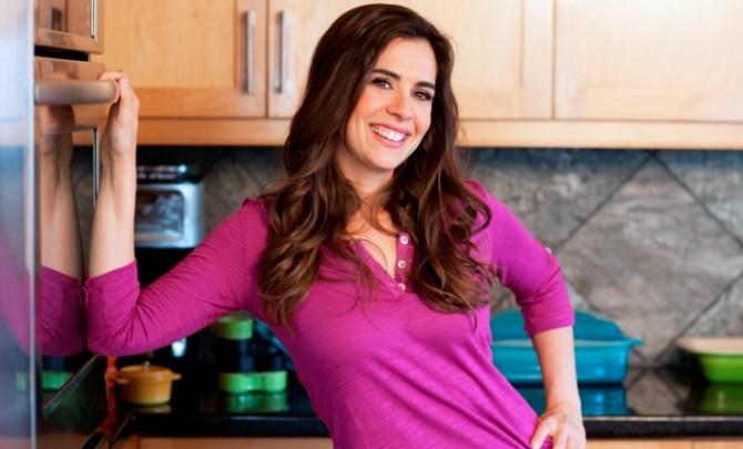 Interview with cookbook author Devin Alexander.