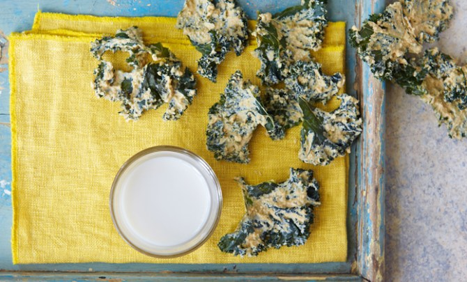 Kale Chips recipe.