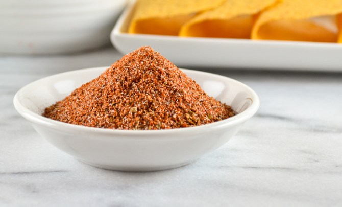 Low-sodium Taco Seasoning recipe.