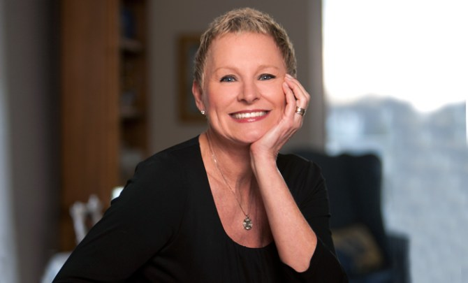 Judith Pearson shares what she learned from having breast cancer.