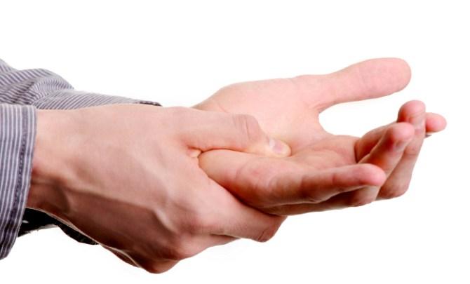 Sore wrist remedies.