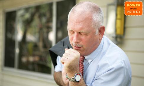 Common COPD symptoms.