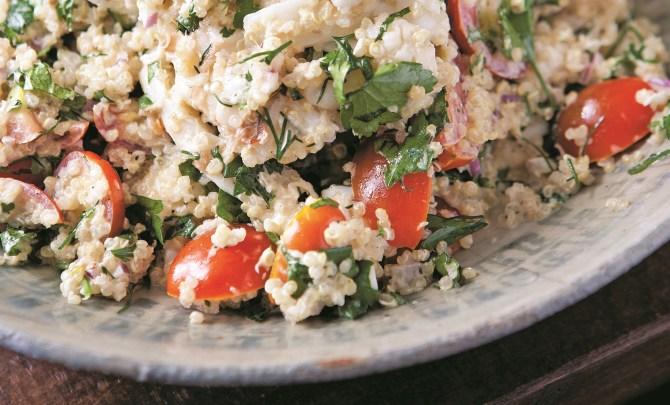 Lobster-quinoa-Spry