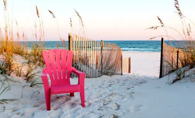Gulf Shores, Alabama is a beautiful beach to visit.