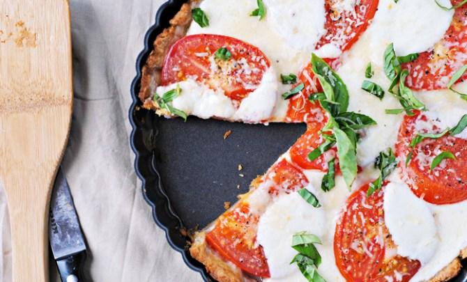 Tomato Tart recipe.