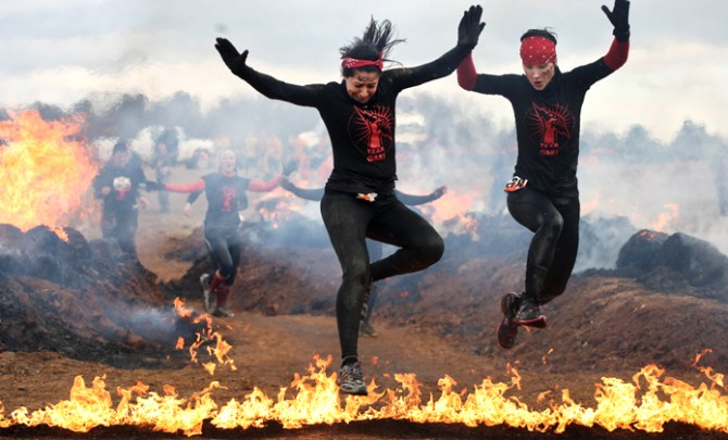 How to decide if the Tough Mudder Race is right for you.