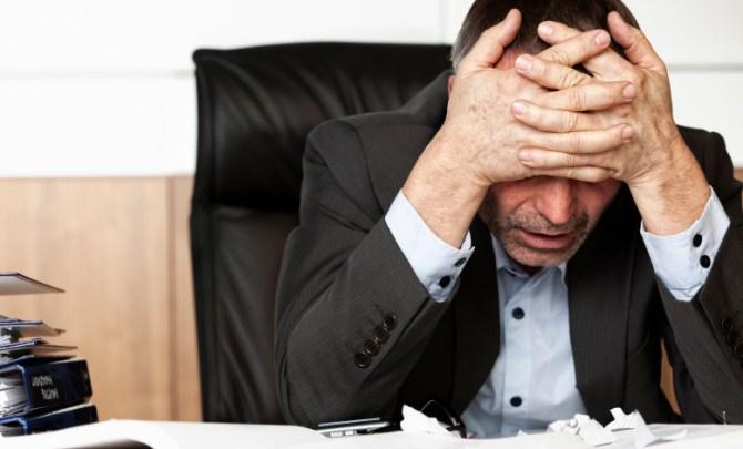 job stress raising cholesterol