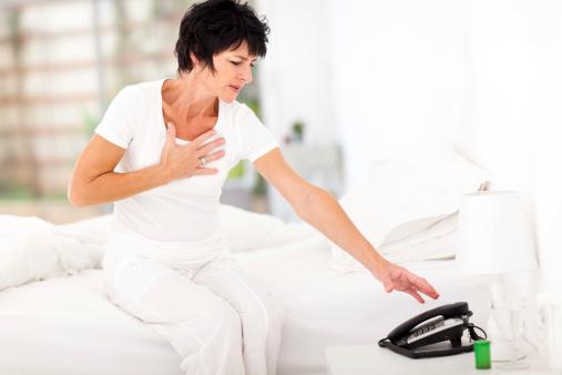 angina in women