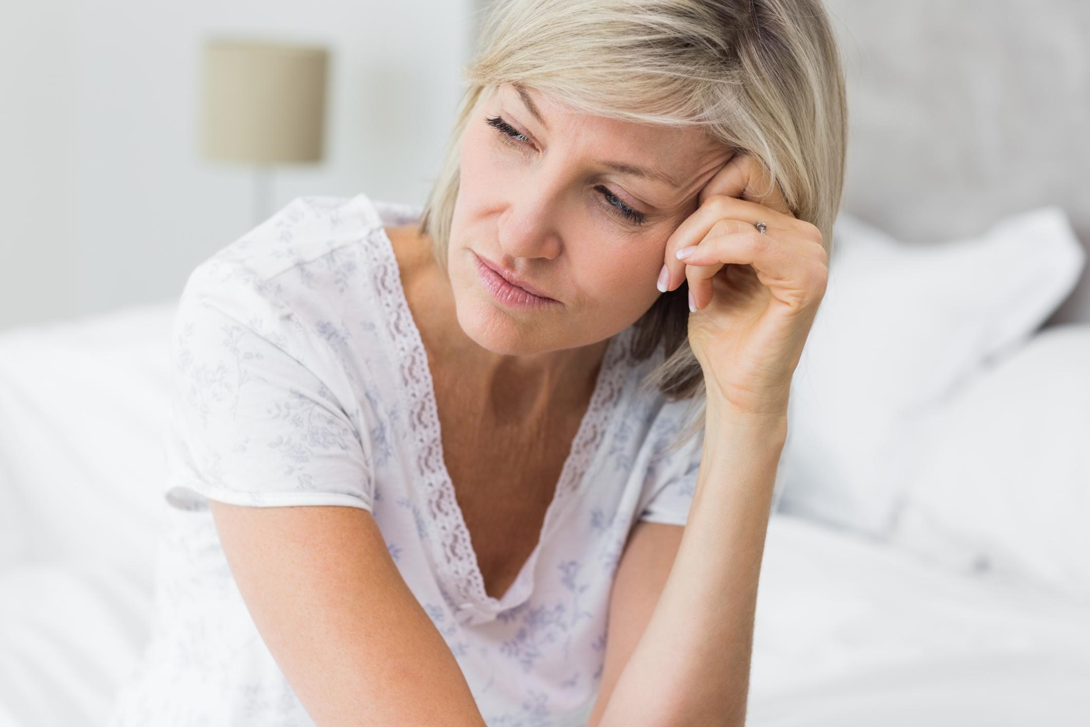 Womens orgasm after menopause