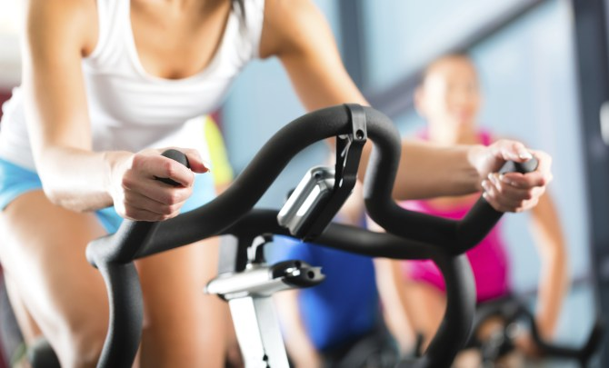 getting the most out of your spin class
