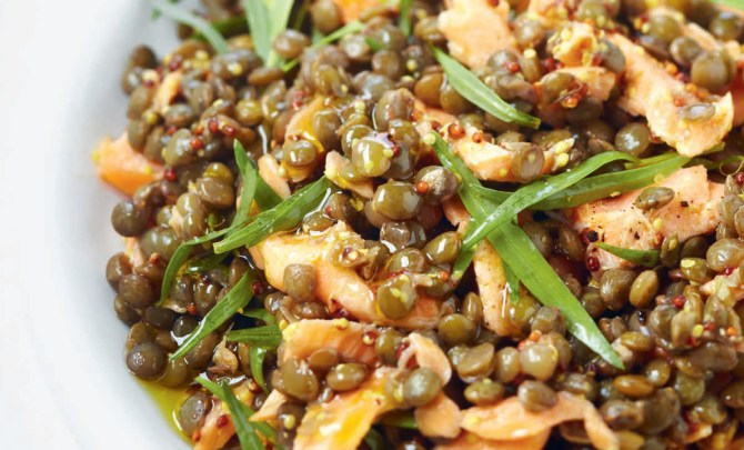 lentil-salad-with-salmon-and-tarragon