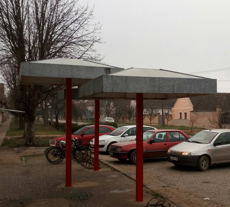 Нови изглед главне аутобуске станице у Пригревици.