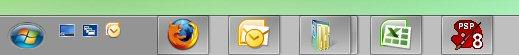 Default Taskbar