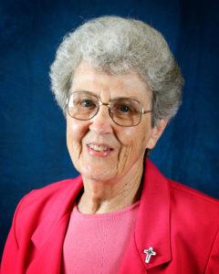 Sister Rita Clare Gerardot 2011
