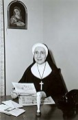Sister Mary Providentia Grussi was director for years of Our Lady of Providence Shrine, beginning in 1925.