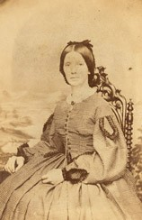 A portrait of Minerva Dufficy (Sisters of Providence Archives)