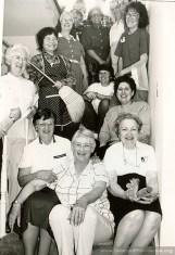 Sisters of Providence at Casa Providencia, 1993.