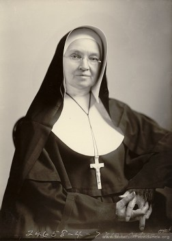 Mother Mary Cleophas was general superior of the Sisters of Providence from 1890-1926.