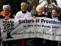 Sisters Kathleen Desautels, Dorothy Gartland, Patty Fillenwarth and Barbara Sheehan