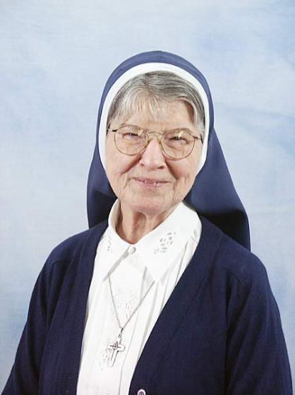 Sister Rosalie Marie Weller