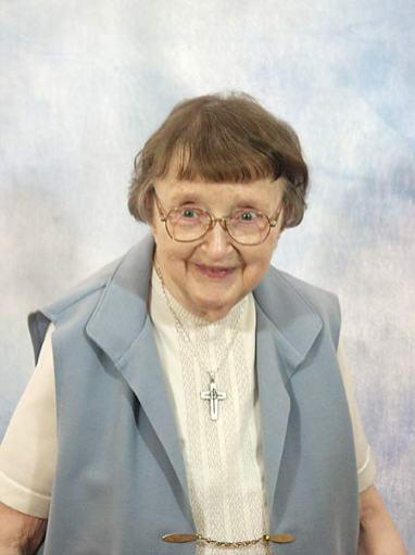 Sister Catherine Arkenberg