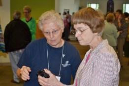 Sister Joanne Golding and Sister Ellen Kehoe