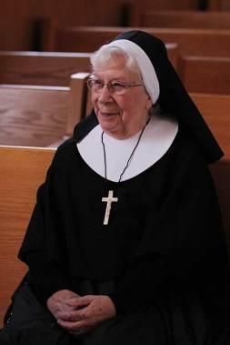 Sister Mary Frances Keusal