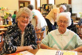 Sister Jenny Howard and Sister Kathleen Mary Gay