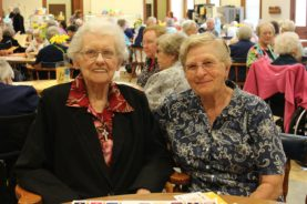 Sister Anne Krause and Sister Lucy Lechner