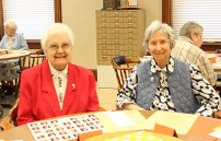 Sister Mildred Giesler and Sister Terese Marie Havlik