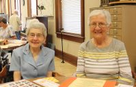 Sister Rose Marita Riordan and Sister Mary Ann McCauley