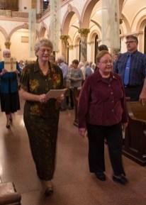 Sister Jenny Howard and Sister Mary Beth Klingel