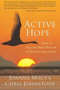 """The front cover of """"Active Hope: How to Face the Mess We're in without Going Crazy."""""""