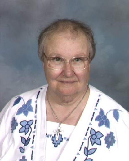 Sister Rita Black