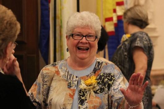 50 year celebrant Sister Jan Craven