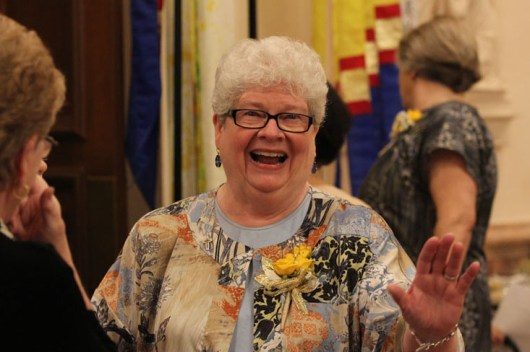 50 year celebrant Sister Jan Craven