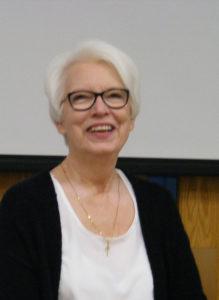 Providence Associate Gerri Baum