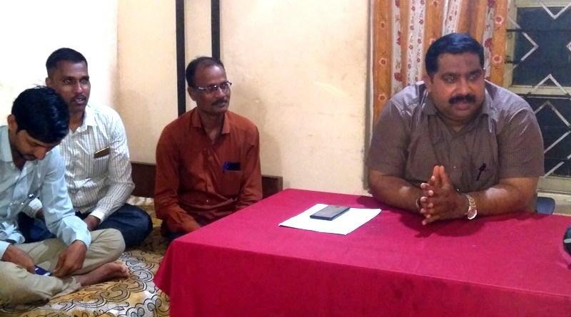 पिशवी मतदासंघात ७६ कोटींची विकासकामे : जि.प.सदस्य विजयराव बोरगे