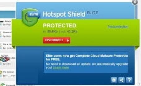 Hotspot Shield Elite 7.6.0 Crack