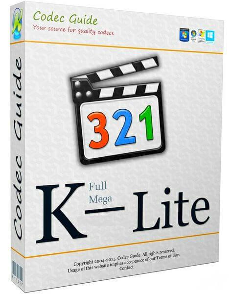 K-Lite Codec Pack 14.0.1 Crack